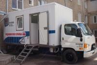 На территории Ванинского муниципального района будет работать передвижной флюорографический комплекс